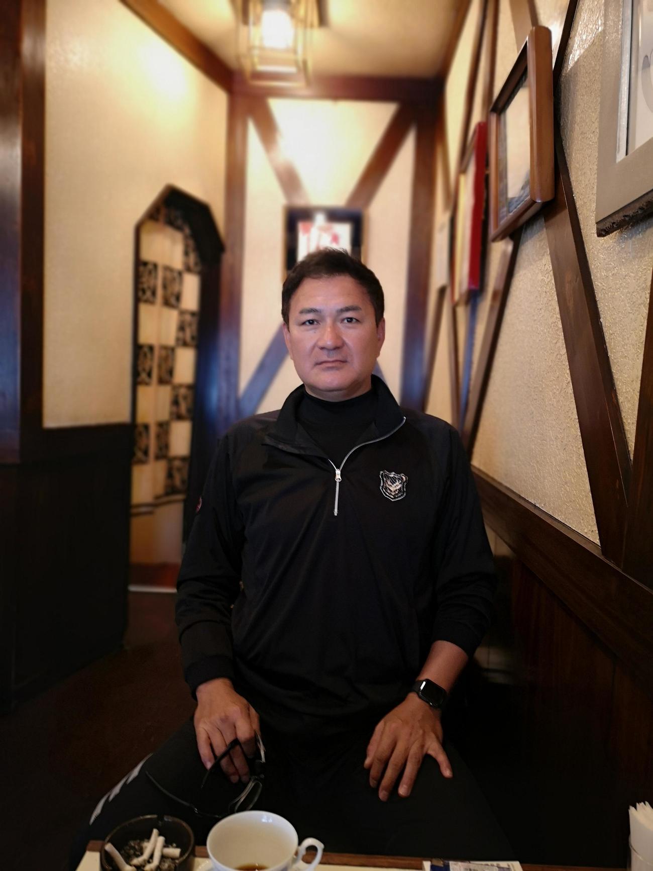 現在は社会人・九州三菱自動車でコーチを務める元南海投手の加藤伸一さん