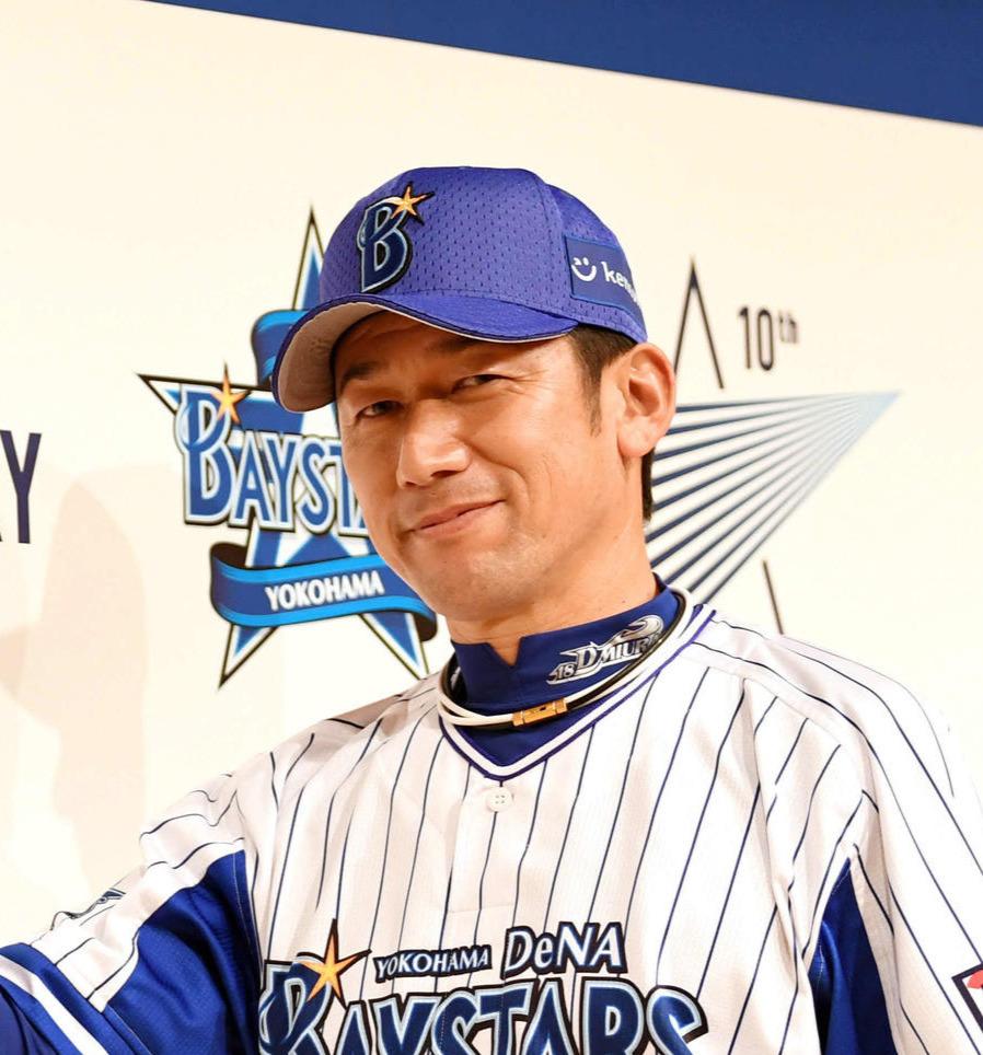 DeNA三浦大輔監督(2021年1月12日)