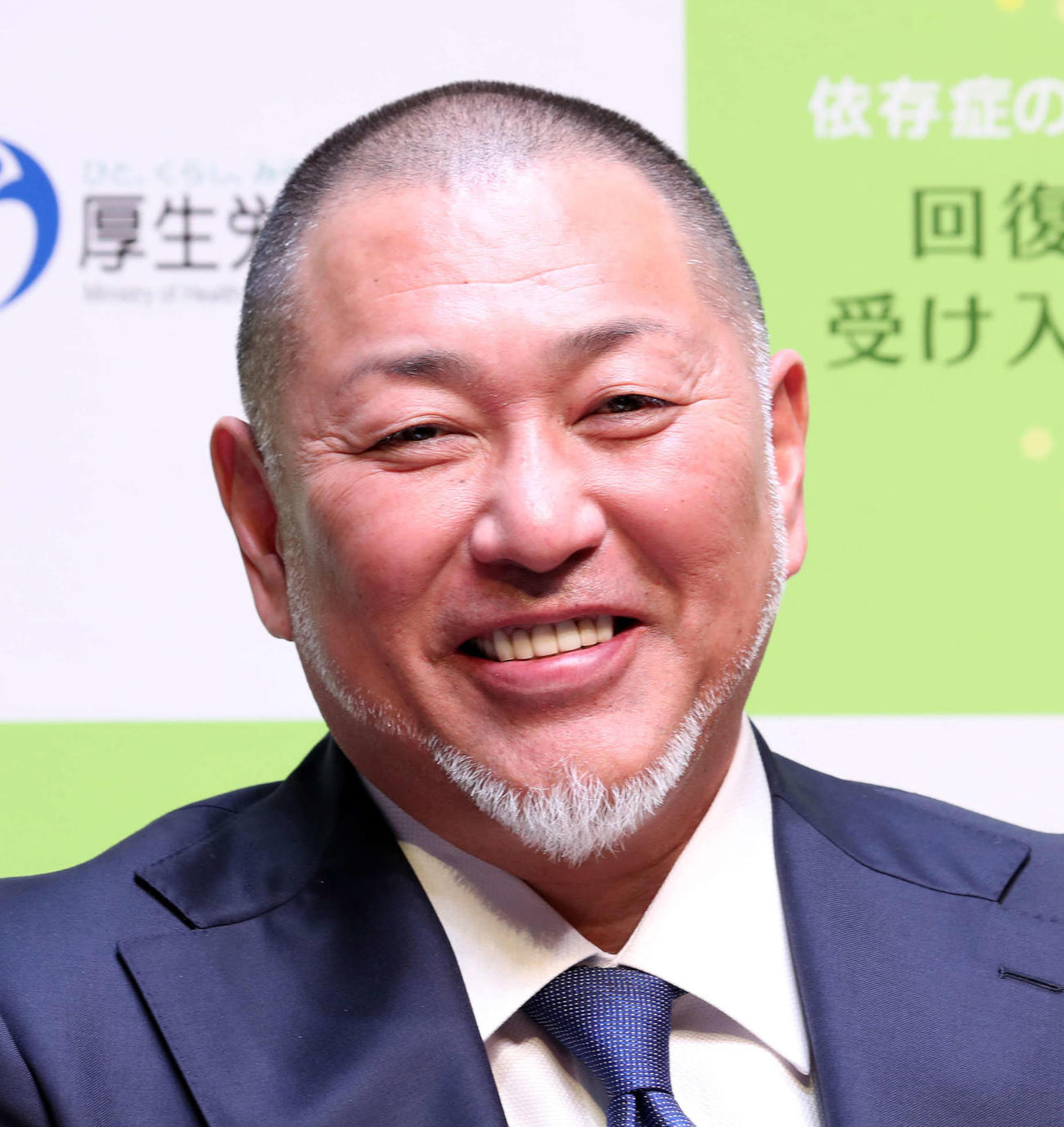 清原和博氏(2020年3月1日撮影)