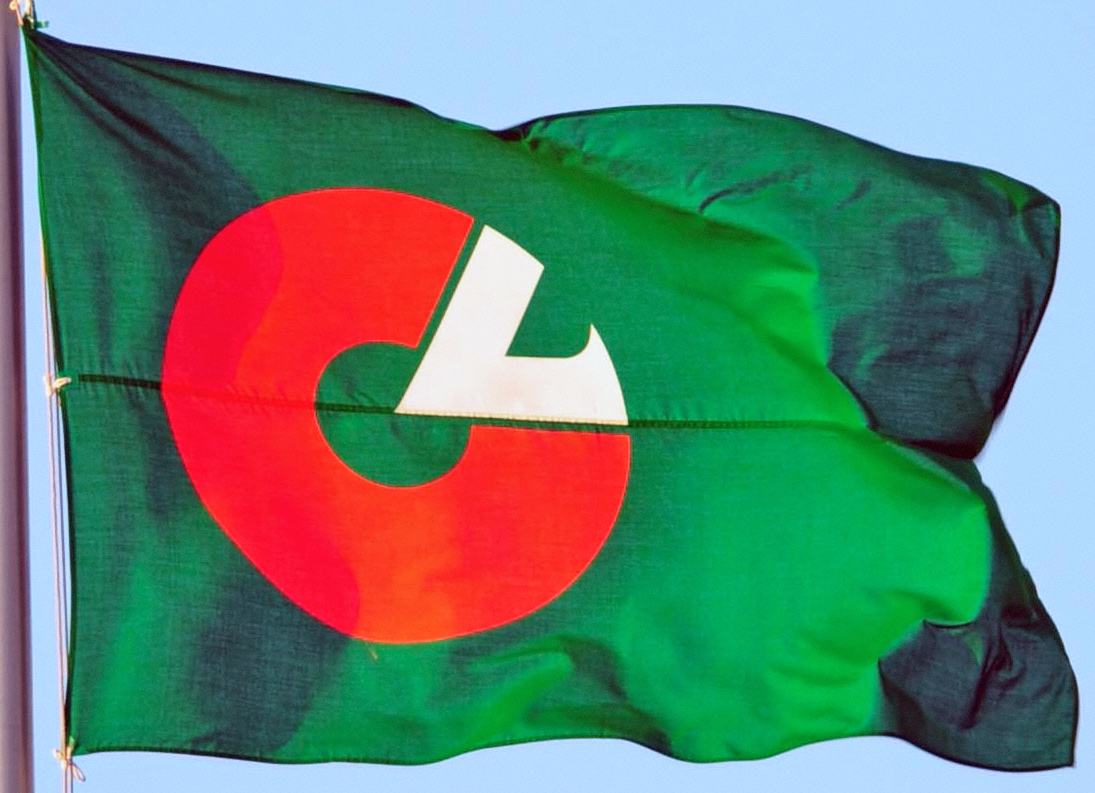セ・リーグの旗