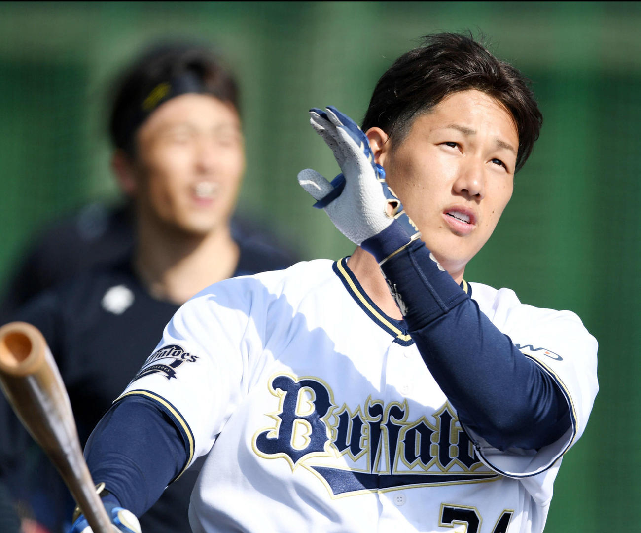 シーズンも五輪も頂点を目指すオリックス吉田正尚
