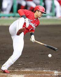 広島鈴木誠也が日本ハム戦欠場「歩けるので大丈夫」 - プロ野球 : 日刊スポーツ