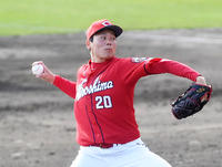 広島1位栗林が守護神名乗り、3位大道との競争歓迎 - プロ野球 : 日刊スポーツ