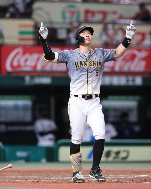 阪神佐藤輝明、球宴は全打席本塁打狙うZ「全力で」本塁打競争出場も意欲的 - プロ野球 : 日刊スポーツ