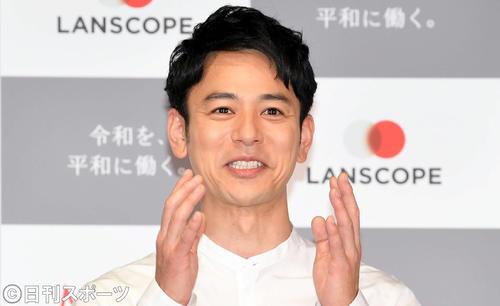 妻夫木聡(2021年7月撮影)