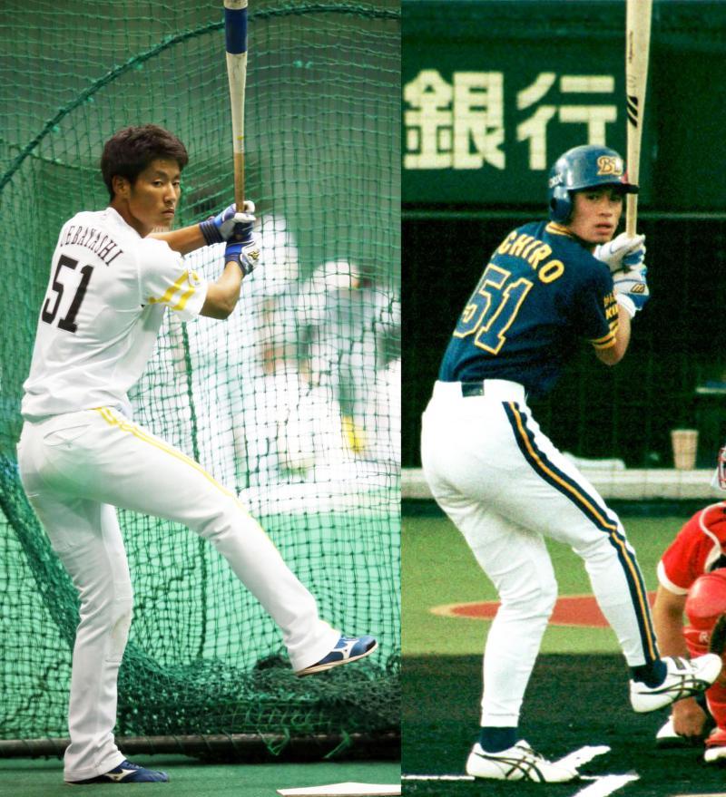 ソフトバンク上林、イチ流振り子打法習得へ - 野球 : 日刊スポーツ