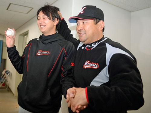 あの事件で大人に」ロッテ木村が7年目でプロ1勝 - 野球 : 日刊スポーツ