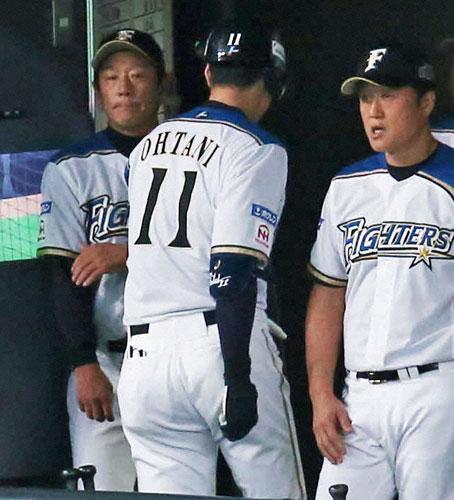 日本ハム阿井ヘッド辞任 来季は...