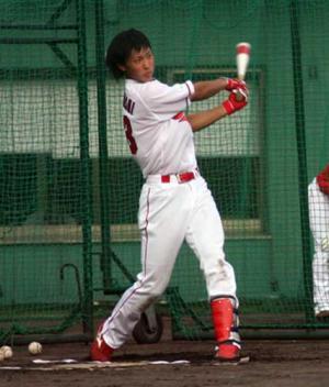 広島堂林、おかわりお手本フォーム改造 - プロ野球ニュース : nikkansports.com