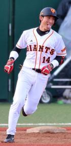 イケメンドラ1小林が場外へ逆転満塁弾 - プロ野球ニュース : nikkansports.com