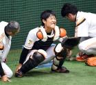 巨人の大砲候補、和田恋が捕手適性検査 - プロ野球ニュース : nikkansports.com