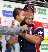 日本ハム・メンドーサ12試合ぶり○「特別な試合」 - 野球 : 日刊スポーツ