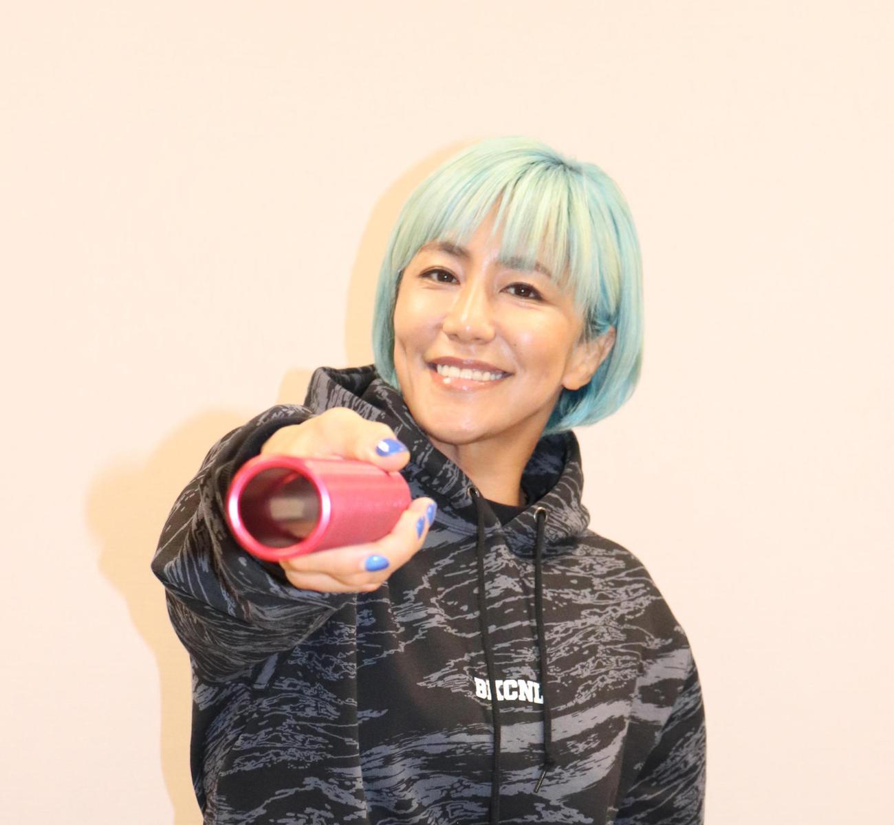自身の過去の五輪挑戦と東京五輪について語った総合格闘家山本美憂