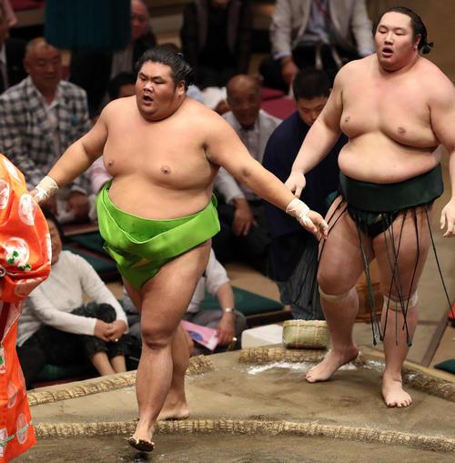 2人の十両力士が締め込みに込める思い - 大相撲裏話 - 相撲・格闘技 ...