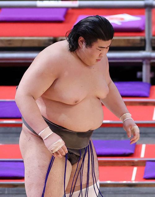 熱海富士が覚悟の奮闘「誇れるような力士に」災害に見舞われた故郷思い ...