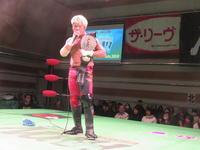拳王「何倍にも返してやる」宮本裕向にリベンジ宣言 - プロレス : 日刊スポーツ