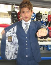 京口紘人5・20V2戦、相手はパッキャオ援助の男 - ボクシング : 日刊スポーツ