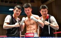 亀田和毅5・5再起4戦目「ローマンと似ている」 - ボクシング : 日刊スポーツ