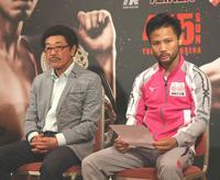 比嘉体重超過でJBCに報告書、近日中に処分検討へ - ボクシング : 日刊スポーツ