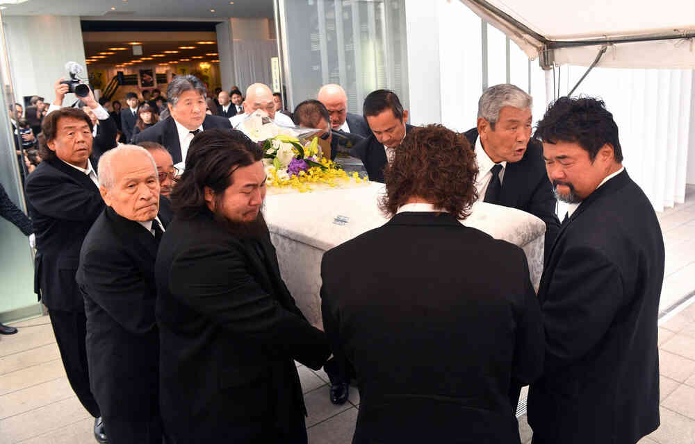 Masa Saito adviser Sakaguchi, Choshu Seiji, Maeda Hiroaki