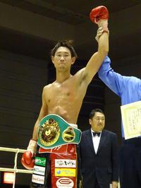中谷正義11度目防衛「やっと」世界挑戦の時が来た - ボクシング : 日刊スポーツ