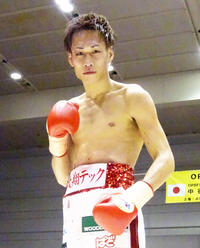 石田匠、強豪に判定勝ち 夢は井岡一翔との統一戦 - ボクシング : 日刊スポーツ