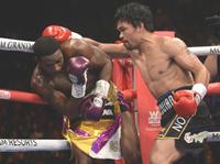 パッキャオ初防衛、ブローナーに判定勝ち/詳細 - ボクシングライブ速報 : 日刊スポーツ
