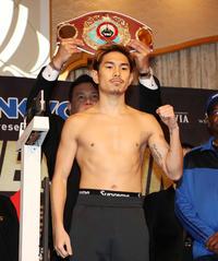 井岡一翔が大貴ジムで日本復帰、世界戦4階級制覇へ - ボクシング : 日刊スポーツ
