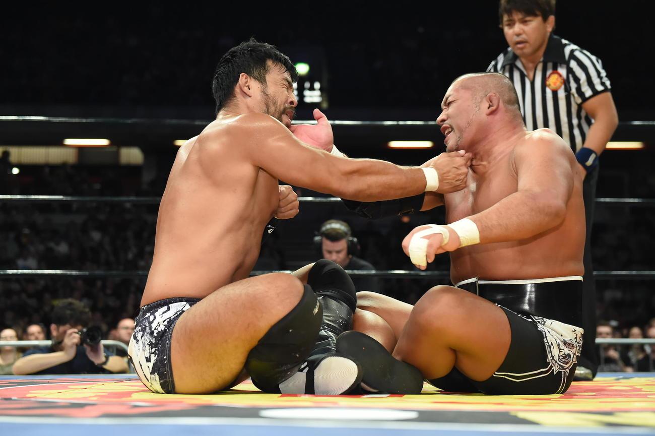 新 日本 プロレス kenta