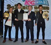 武尊、K1初の偉業へ気合「ラスト1秒でもKO」 - 格闘技 : 日刊スポーツ