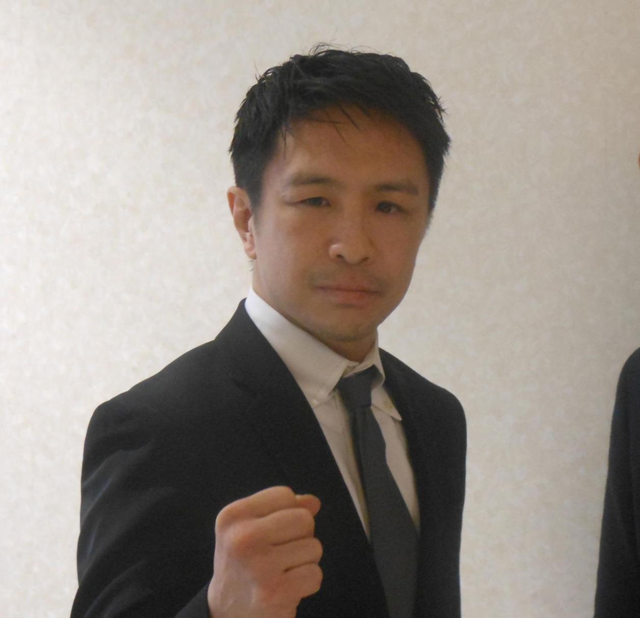 協栄新宿ボクシングジムの瀬藤幹人会長