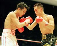 裏も濃密だった辰吉対薬師寺/記者振り返るあの瞬間 - ボクシング : 日刊スポーツ