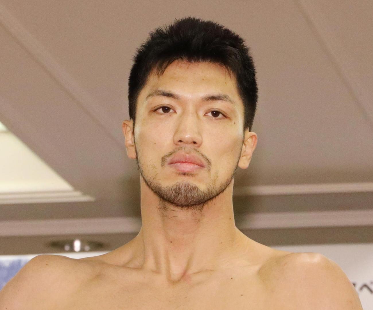 村田諒太(2019年12月22日撮影)