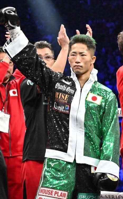 来年1月に試合が決まった元WBC世界バンタム級暫定王者の井上拓(大橋ジム提供)