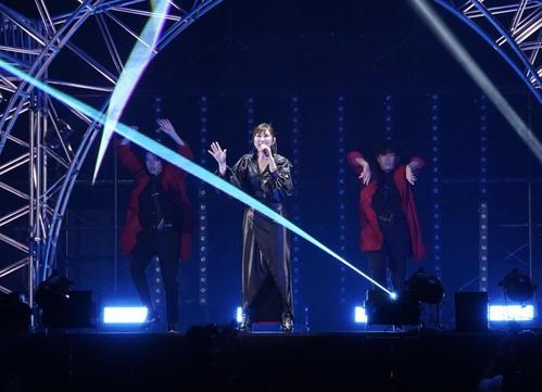 寺山の入場曲を歌った高橋洋子
