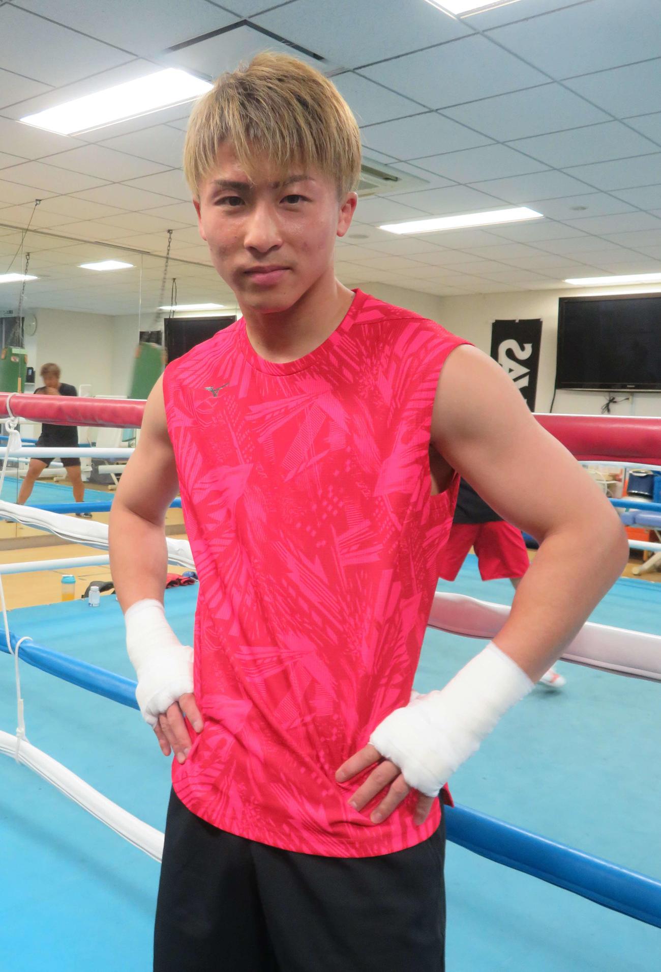 WBAスーパー・IBF世界バンタム級王者井上尚弥