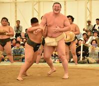 白鵬ファンサービス徹底「合宿最後にいい稽古」 - 大相撲 : 日刊スポーツ