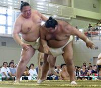 稀勢の里「体づくりできた」初の徳島合宿に手応え - 大相撲 : 日刊スポーツ