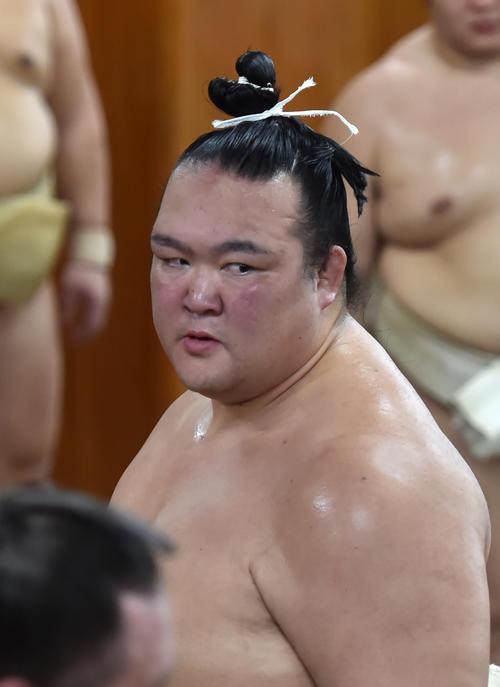 稀勢の里が秋場所復活へ向け気迫全面「あーくそっ」 - 大相撲 : 日刊スポーツ