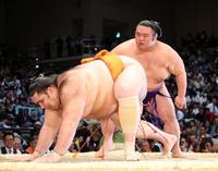 貴景勝6連勝単独トップも「納得したら終わり」 - 大相撲 : 日刊スポーツ