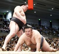 貴景勝連敗大関とり黄信号「やるとしか言いようが」 - 大相撲 : 日刊スポーツ