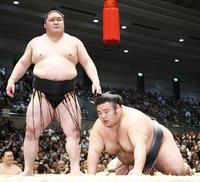 豪栄道、地元Vへ望み 後輩貴景勝下して2敗守る - 大相撲 : 日刊スポーツ