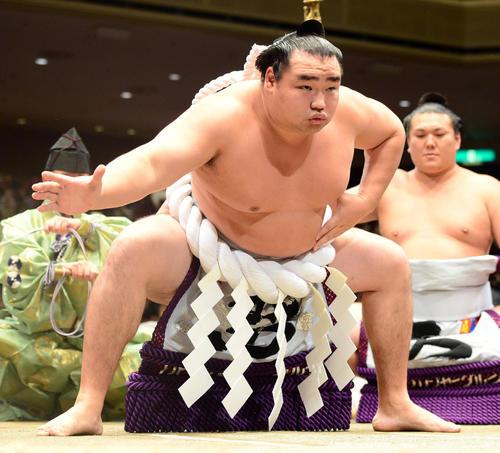71代横綱鶴竜