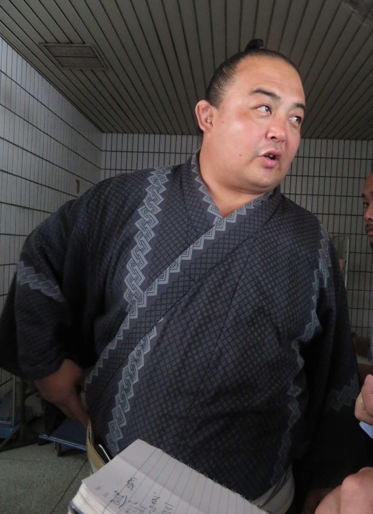 蒼国来が日本国籍を取得「2年前から決めていた」 - 大相撲 : 日刊スポーツ