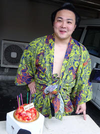 炎鵬、25歳誕生日の約束「恋は考えず、金星とる」 - 大相撲 : 日刊スポーツ