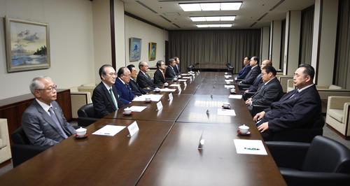 横綱審議委員会の定例会合が開かれた(撮影・柴田隆二)