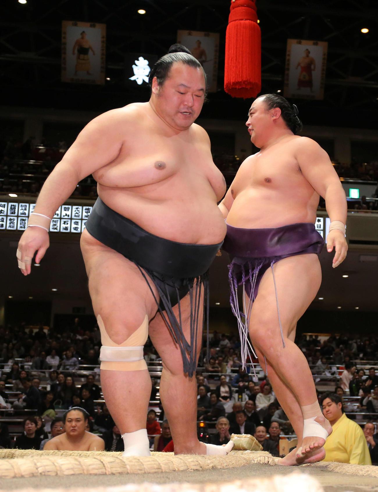 2力士で72歳、豊ノ島が蒼国来とのシニア対決制す - 大相撲 : 日刊スポーツ