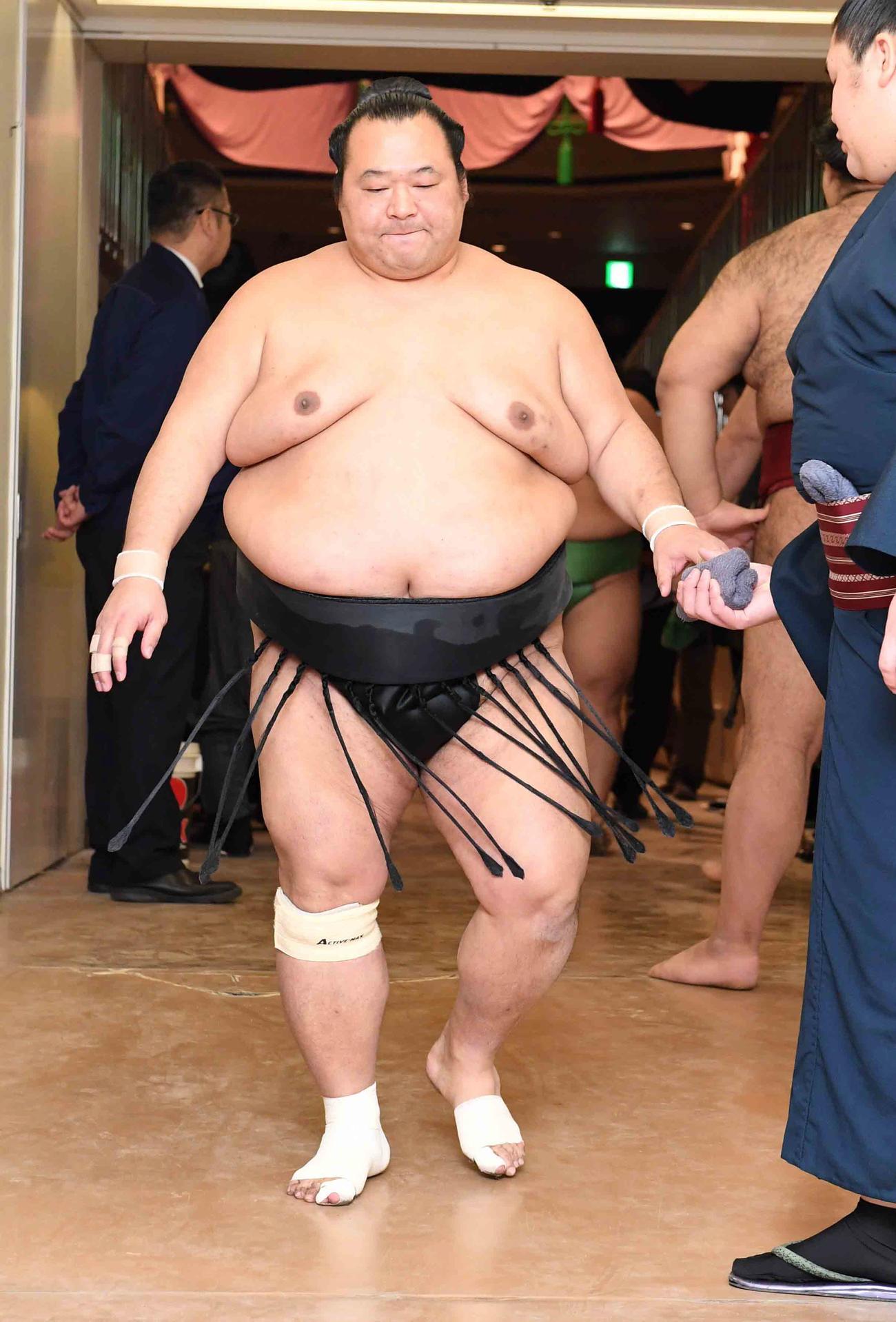 豊ノ島、幕下陥落が決定的「やりきった気持ちある」 - 大相撲 : 日刊 ...