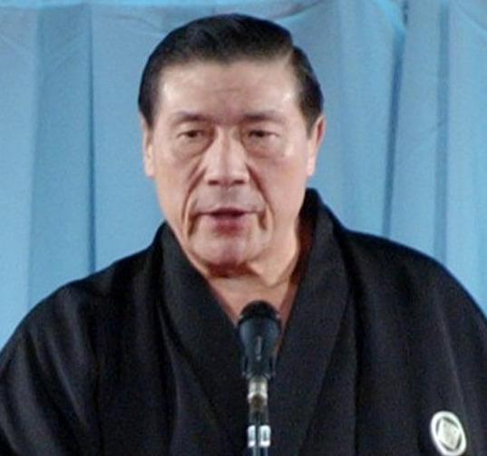 大鵬さん(2005年2月5日撮影)