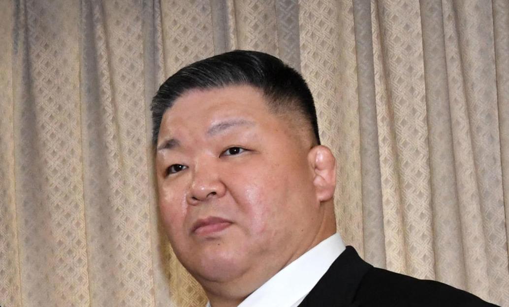 高田川親方(19年6月24日撮影)